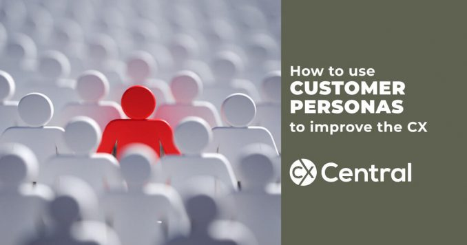 How to use customer personas to improve the CX in contact centres
