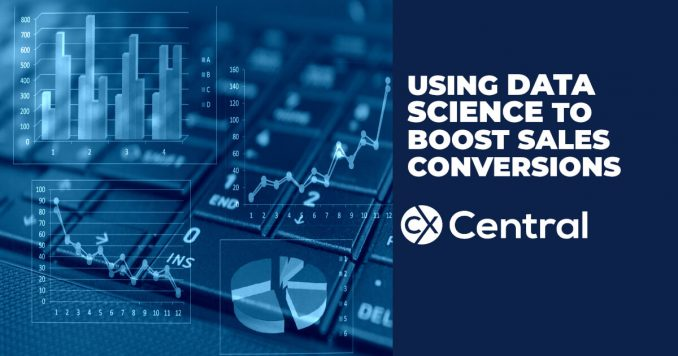 Using Data Science to boost sales conversions in the call centre