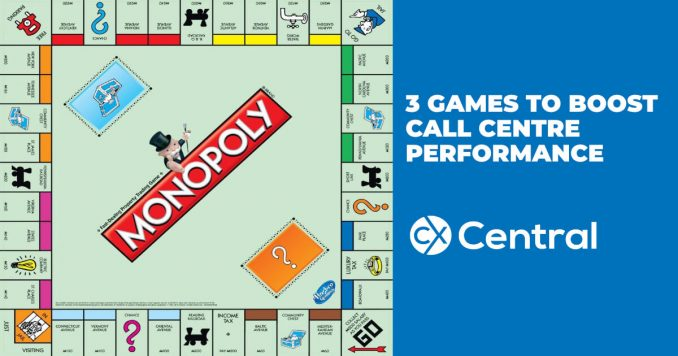 3 Games to boost call centre performance 2019