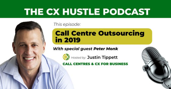 Call Centre Outsourcing in 2019 with Peter Monk from Concentrix