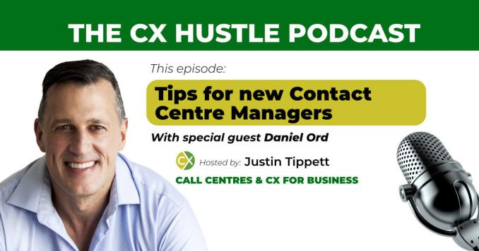 Tips for new call centre managers podcast