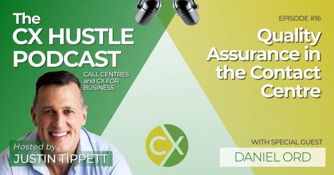 Quality Assurance in the Contact Centre Podcast