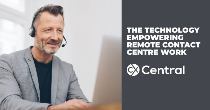 VoIP technology for Remote Contact Centres