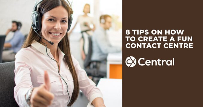 Tips on how to create a fun call centre