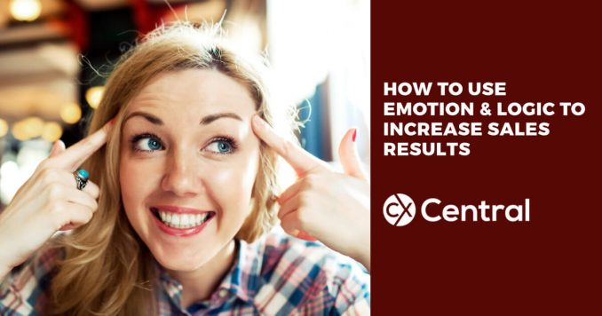 Tips on using Emotion and Logic to increase sales