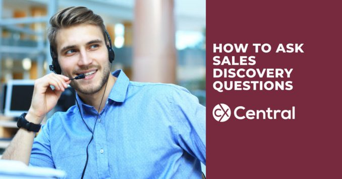 How to ask sales discovery questions