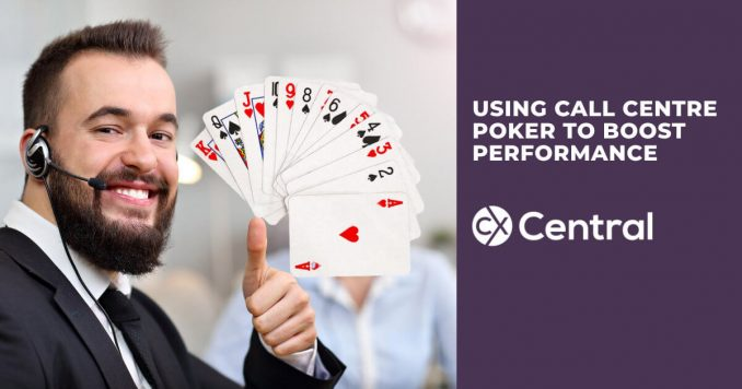 How to play call centre poker to boost performance