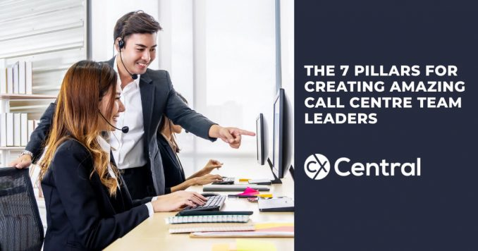 The 7 Pillars For Creating Amazing Team Leaders